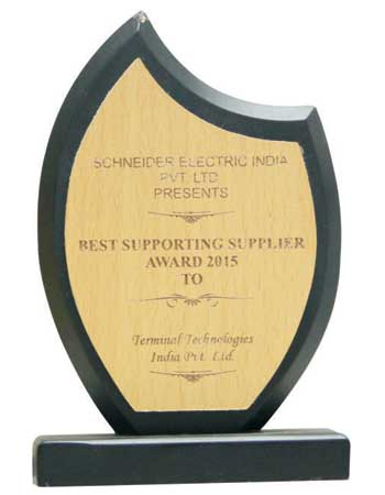 Best Supporting Supplier 2015