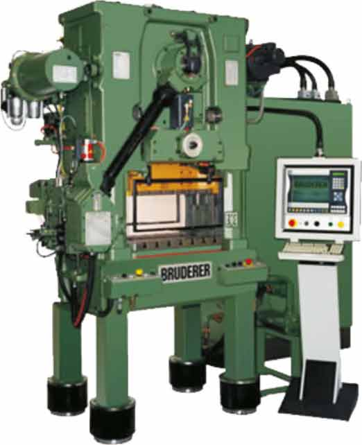 HIGH SPEED STAMPING LINE