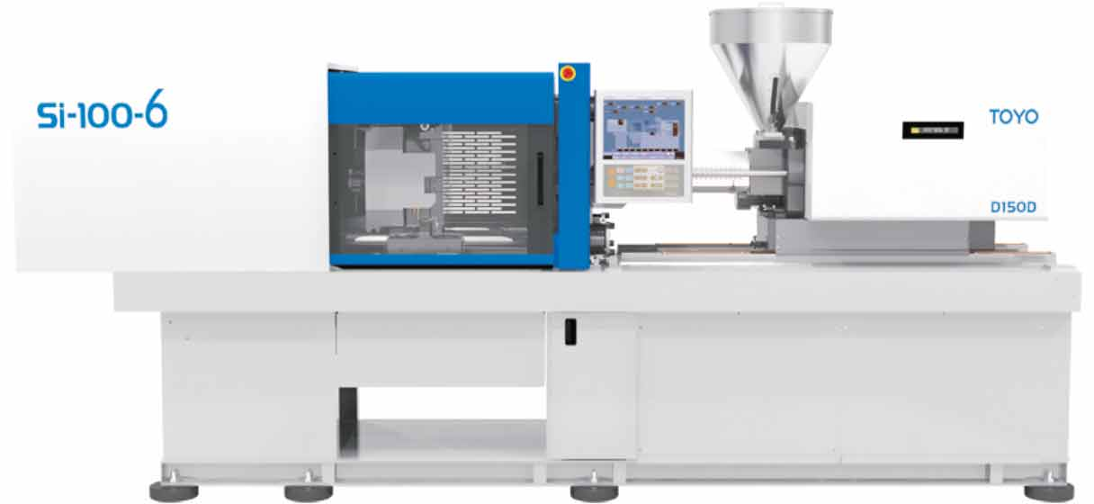HORIZONTAL INJECTION MOLDING LINES
