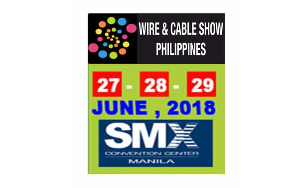 Wire & Cable show Phipippines