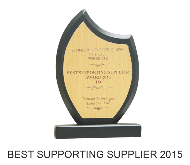 Best Supporting Supplier awards 2015